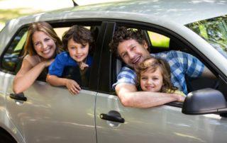 proteggiamo la tua auto e la tua famiglia